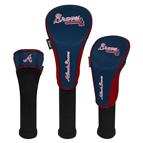 Team Effort MLB Atlanta Braves Set of Three Headcoversset of Three Headcovers, NA