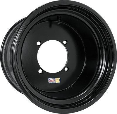 Douglas Wheel Tire ULS14115610BLKY Ultimate Sport Wheel - 14x11 - 5+6 Offset - 4/110 - Black, Bolt Pattern: 4/110, Rim Offset: 5+6, Wheel Rim Size: 14x11, Color: Black, Position: Front/Rear