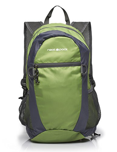 NeatPack Durable Foldable Backpack Security product image