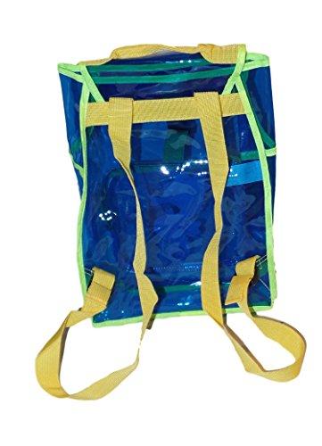 Childrens Kids Waterproof Novelty Beach Backpack Bag