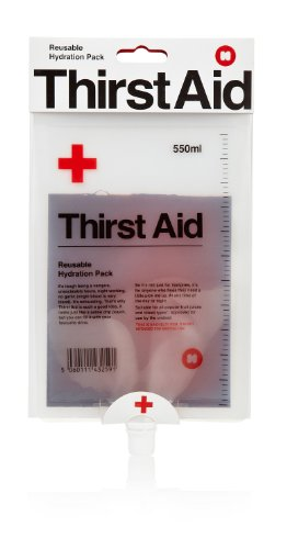 Thirst Aid - The revitalizing drink pouch