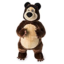 "Masha and the Bear - 12"" Bellowing Bear Plush"
