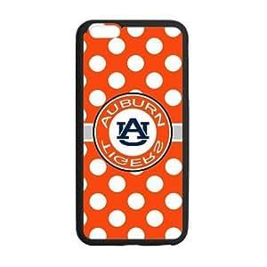 Generic Custom Unique Design NCAA Auburn Tigers Auburn University Athletic Teams Logo Plastic and TPU Case Cover iPhone6 Plus 5.5