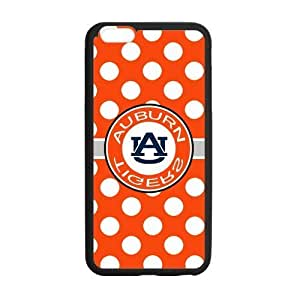 "DIY NCAA Auburn Tigers Auburn University Athletic Teams Logo Custom Case Cover For iPhone 6 5.5""(Laser Technology)"