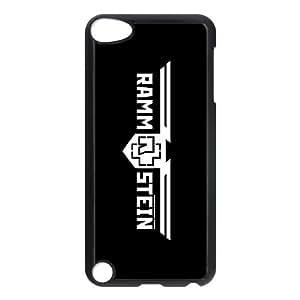 iPod Touch 5 Case Black Rammstein trzg