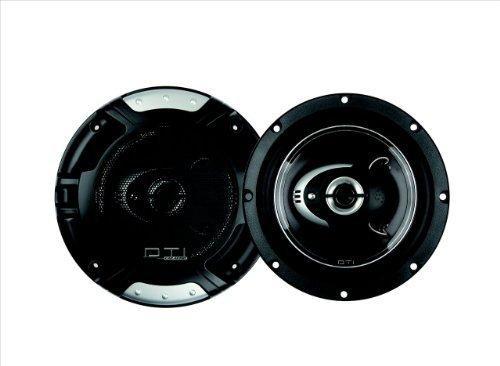 DTI Car Audio DTIDS6280 6.5-Inch High Power 3-Way Speaker