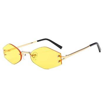 CCTYJ Gafas de Sol Gafas de Sol de rombo Mujeres Gafas de ...