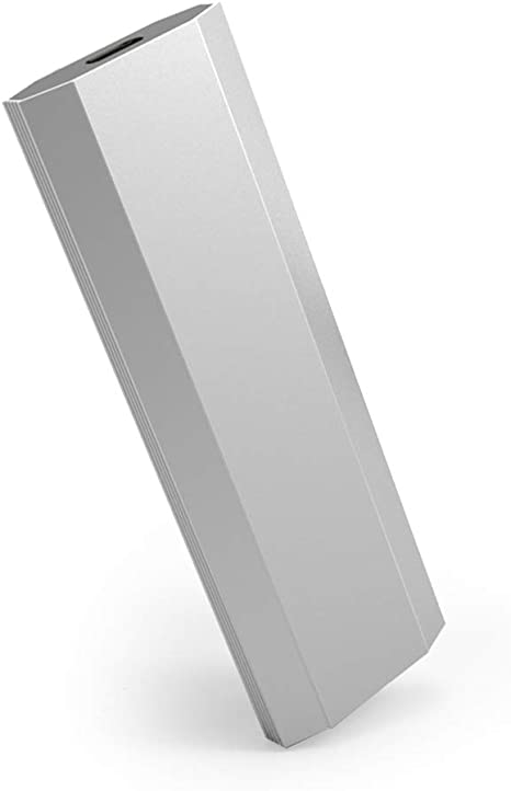 Domybest - Caja Externa USB 3.1 Tipo C a M.2 M Key SSD 2230/2242 ...