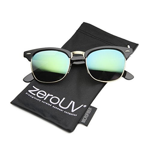 zeroUV - Premium Half Frame Horn...