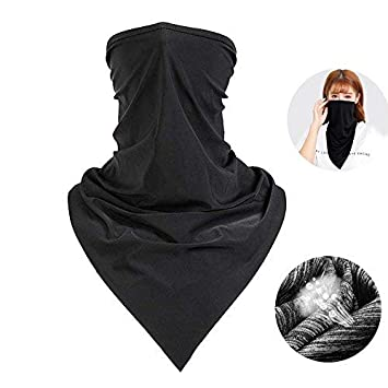 1PC Magical Face Mask Head Scarf Sun Protection Windproof Outdoor Neck Gaiter CA