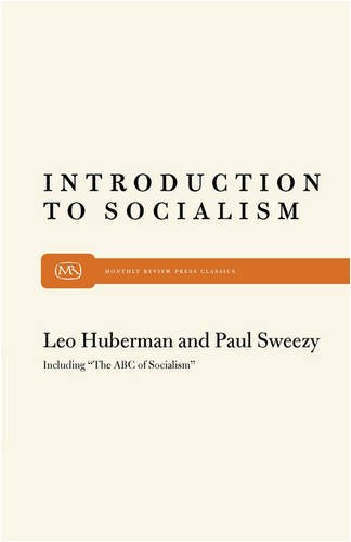 Intro to Socialism