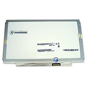 """Pantalla 13.3"""" WXGA LED 1366X768 tipo ASUS UL30A para ordenador portátil Versión derecha - Visiodirect -"""