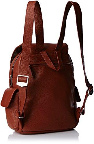 Kipling City Pack S Kp, Sac porté dos - Beige (Cognac), Taille Unique