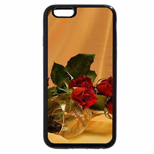 iPhone 6S Case, iPhone 6 Case (Black & White) - Imperfection is Beauty