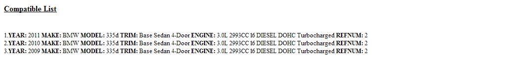 BMW 11-28-7-807-021 BELT TENSIONER