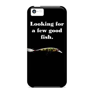 New Arrival Fish Bait For Iphone 5c Case Cover