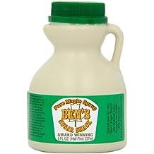 Ben's Sugar Shack, 1/2 Pint Grade A Dark Pure Maple Syrup