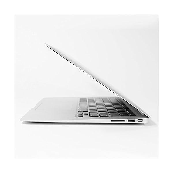 Apple MacBook Air 13.3-Inch Laptop MD760LL/B, 4GB Ram - 128GB SSD - 1.4 GHz Intel i5 Dual Core (Renewed) 3