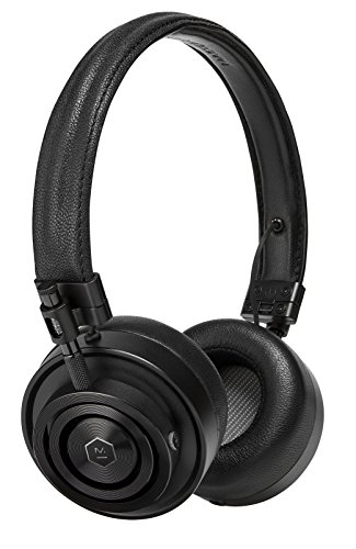 Master & Dynamic MH30 Foldable Premium Leather On-Ear Headphones with Superior