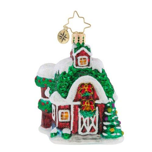 Christopher Radko Farm Fiesta Little Gem Christmas ()