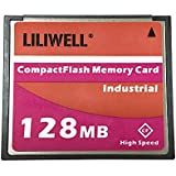 LILIWELL Original 128 MB CompactFlash Card Industrial High Speed Digital Camera CNC Memory Card 128M