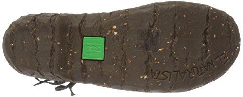 El Naturalista Nf97 Pleasant Yggdrasil, Stivali Chelsea Donna, Nero (Black), 38 EU