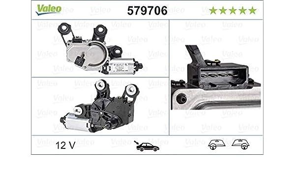 Valeo 579706 Motores de Limpiaparabrisas: Amazon.es: Coche y moto