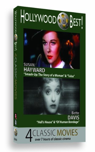 Hollywood Best! Susan Hayward and Bette Davis - 4 Classic Films! (Best Masturbation Techniques For Females)