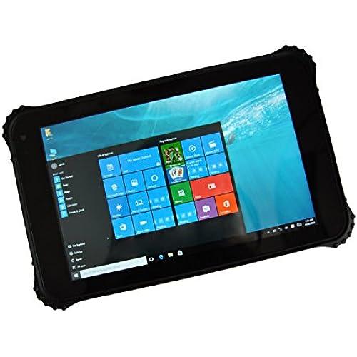IP67 Waterproof Rugged Tablet PC, Windows 10 / Intel Atom CPU / 8-Inch / Ultra Tough Anti-scratch Corning Gorilla Glass Panel/ High Accuracy GPS Coupons
