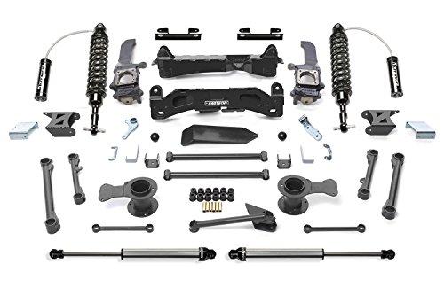 Fabtech K7040DL Performance Lift System 6 in. Lift w/Front Dirt Logic SS 2.5 Coilover Resi Rear Dirt Logic SS Shocks Performance Lift ()