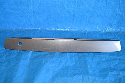 06 07 Mazdaspeed6 Trunk License Plate Bezel Trim Ms6 2006 (Trunk Bezel)