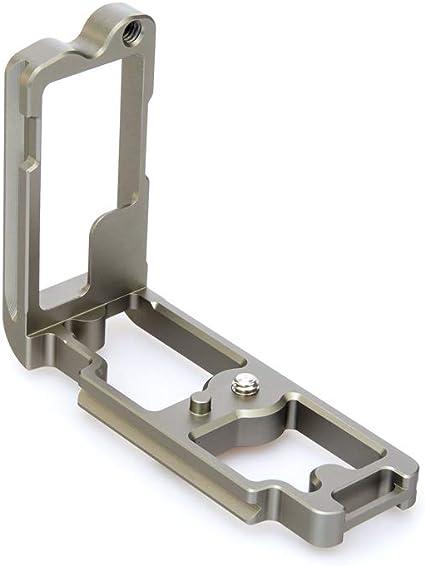 3 Legged Thing Zelda Schnellwechselwinkel Für Nikon Z 6 Kamera