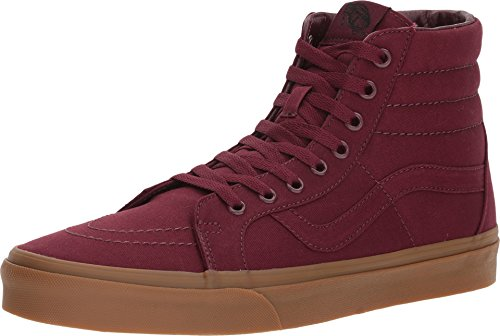 Vans Canvas Gum Sk8-Hi Reissue Sneakers (Port Royale/Light Gum) High-Top Shoes (High Top Vand)