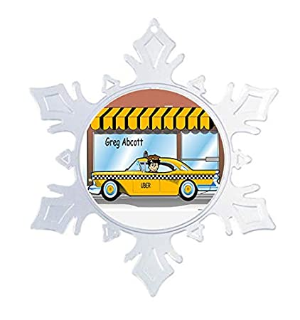 Amazon com: Printed Perfection Personalized Taxi Driver Male
