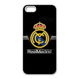 RealMadrid Club de Futbo Cell Phone Case for iPhone 5S