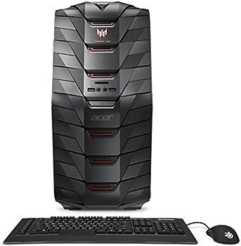 Acer Predator G6 Intel Quad Core i7 Desktop + Predator Suitcase