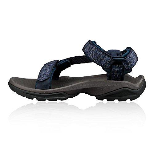 Hommes Terra Sandale Sandale Bleu Terra Teva x6xIHz