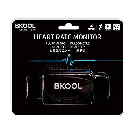 Amazon.com: BKOOL HR Chest Strap Dual (ANT+/BLE): Cell Phones ...