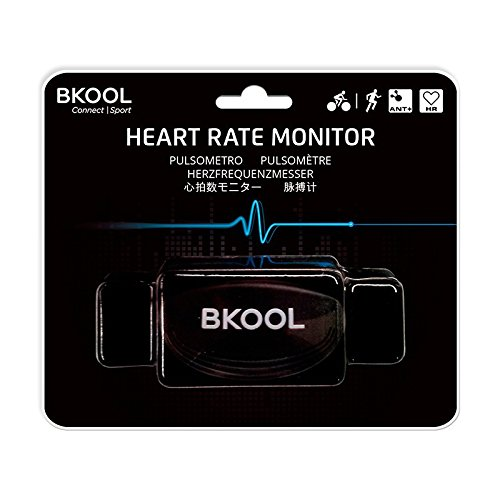 Amazon.com: BKOOL HR Chest Strap Dual (ANT+/BLE): Cell ...