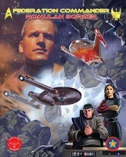 (Federation Commander - Romulan Border ADB 4002 )
