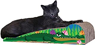 product image for Imperial Cat Scratch 'n Shape Crocodile, Large