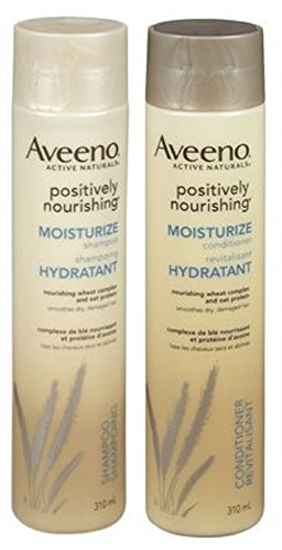 Aveeno Active Naturals Positively Nourishing Moisturize S...