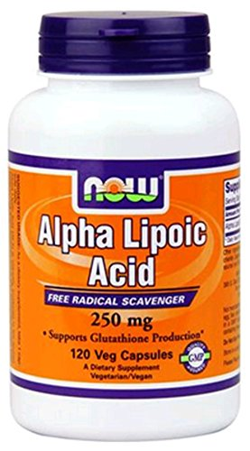 NOW Foods Alpha Lipoic Vcaps