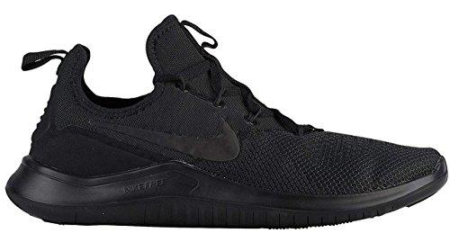 NIKE Womens Free TR 8 Running Shoes Black/Black 9 B US