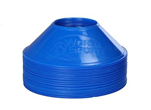 Field Hockey Kwik Goal (World Sport MINI Disc Cones Blue (25 Pack)…)