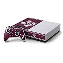 Texas A&M University Xbox One S Console and Controller Bundle Skin - Texas A&M Alternative | Schools & Skinit Skin