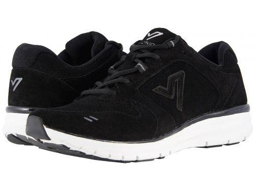 適切に発行する布VIONIC(バイオニック) メンズ 男性用 シューズ 靴 スニーカー 運動靴 Revive - Black [並行輸入品]