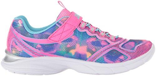 Pictures of Skechers Kids Girls' Spirit Sprintz SneakerNeon Pink/ 81335L 3