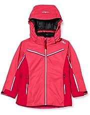 CMP Children's Ski Jacket with Removable Hood, Girls, 30W0055