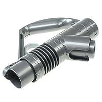 Poignée pour tuyau d'aspirateur, embout tuyau compatible avec Dyson DC19, DC23, DC29, DC32